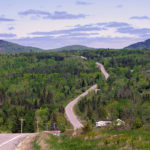 Katahadin Woods and Waters Scenic Byway. Photo taken just North of Patten Maine. Photo by Thierry Bonneville