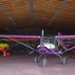 Patten Maine Airport and Airplanes (Photograph: Thierry Bonneville)