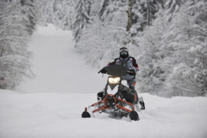 Katahdin Area Snowmobile and ATV Trails