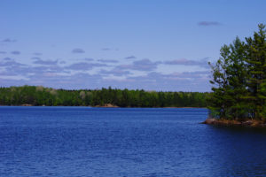 Matagamon Lake (Photograph: Thierry Bonneville)