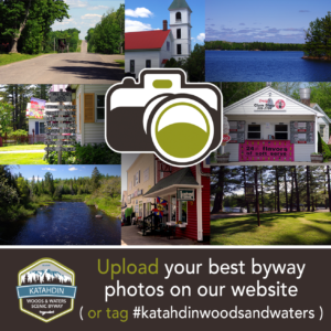 Upload your best byway photos on our website
