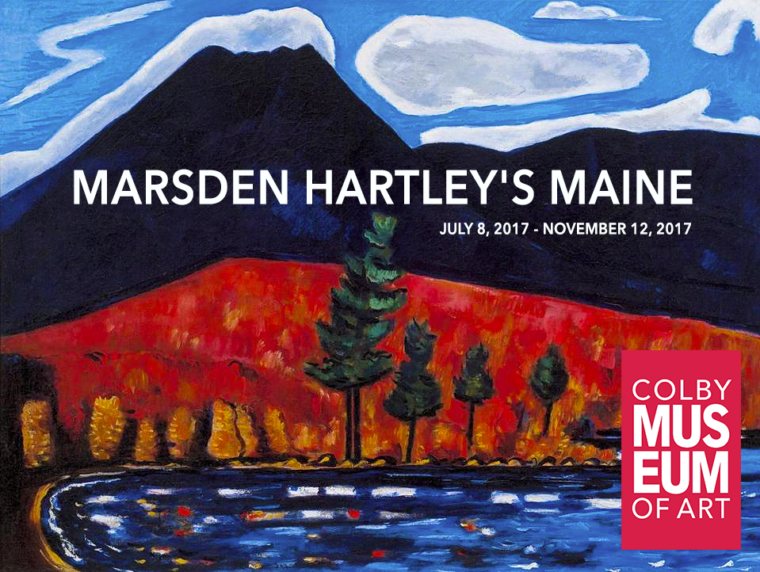 MARSDEN-HARTLEY-MAINE-COLBY